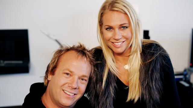 Ellemieke Vermolen is trots op Sergio Herman