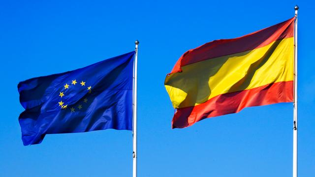 Spanje voelt geen druk eurozone