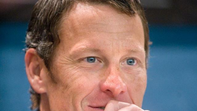 Armstrong terug als triatleet