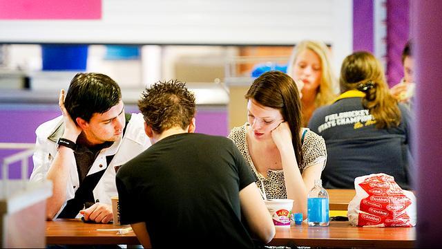 Omzetstijging voor Studentenwerk