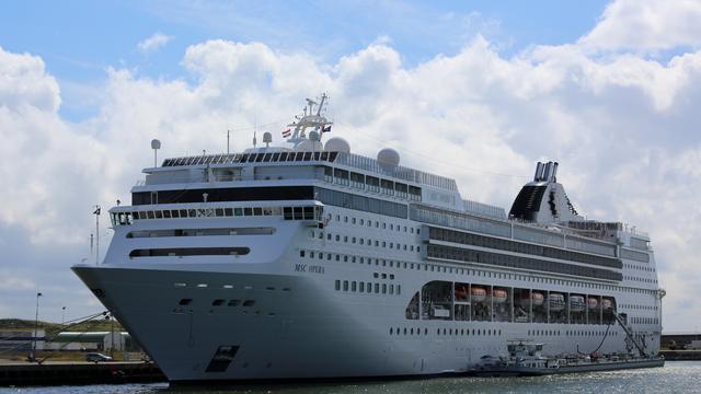 Rotterdam wil groeien naar 60 cruiseschepen