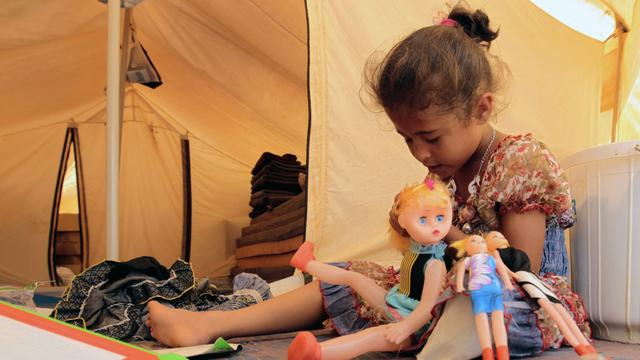 Jordanië dringt aan op hulp voor opvang Syriërs