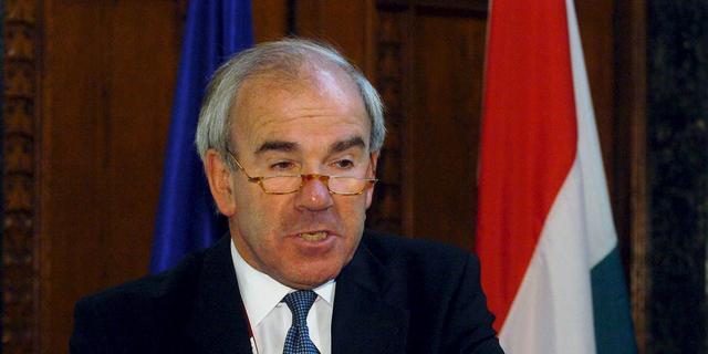Weisglas roept VVD op Mauro niet uit te zetten