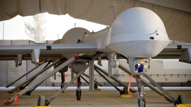 VS gaan door met drones in Pakistan