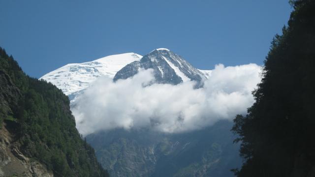 Frankrijk en Italië kibbelen weer om Mont Blanc