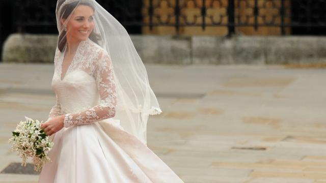 Kate Middelton bezorgt Alexander McQueen topjaar