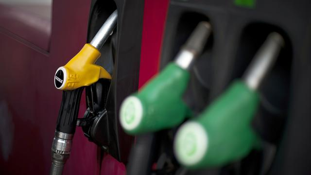 'Helft minder overvallen tankstations'