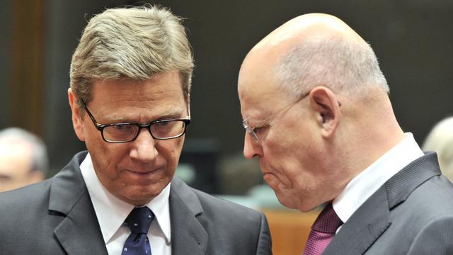 Duits verzet tegen wapens voor Syrië neemt af