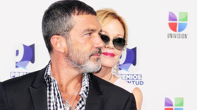 Antonio Banderas cast zijn eigen vrouw