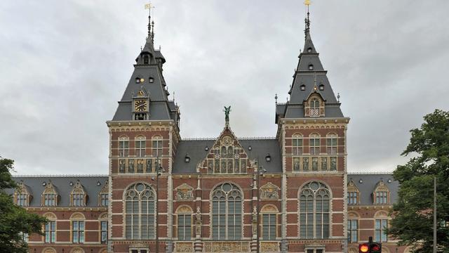 Ruim 1500 mensen bezoeken Rijksmuseum op 1 januari