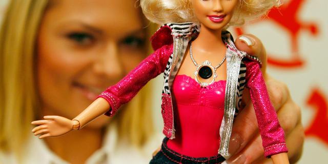 Flinke winststijging speelgoedmaker Mattel