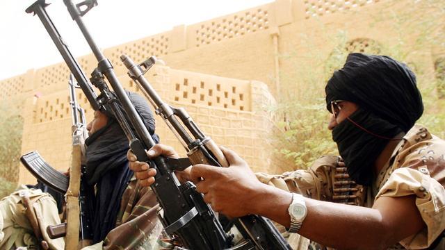 Vluchtelingenstroom uit Mali