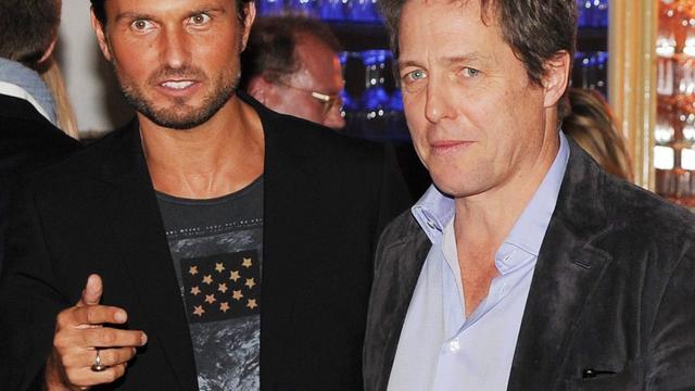 'Hugh Grant is vader geworden'