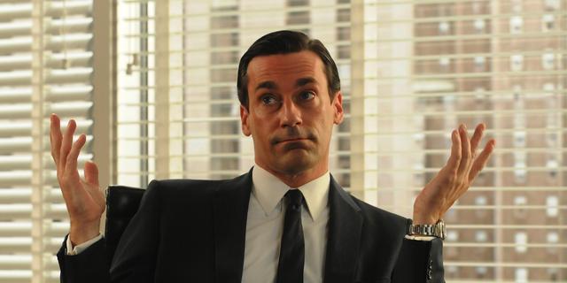 'Zender AMC wilde dolgraag een Mad Men-spinoff'