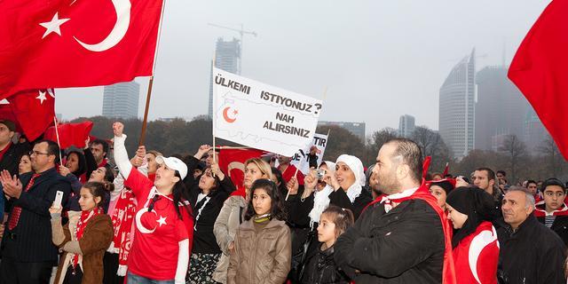 Turkse gemeenschap bezorgd over fatale ruzie