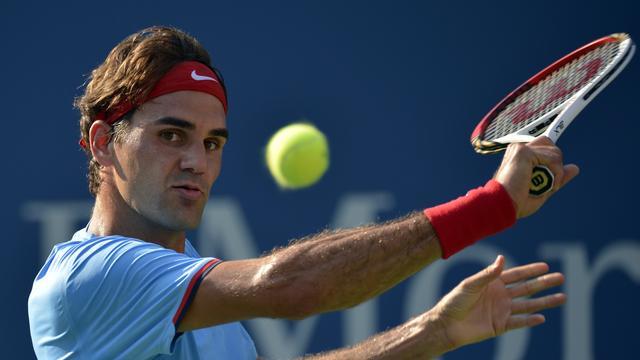 Federer en Murray dringen door tot vierde ronde in New York