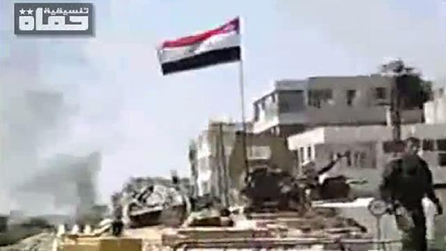 Syrische oppositie meldt bloedbad in Hama