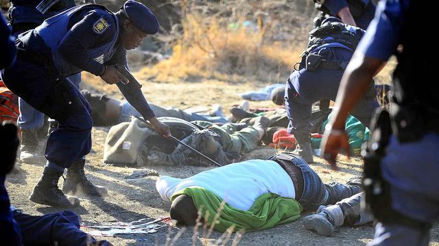 'Aanklacht mijnwerkers voorlopig ingetrokken'