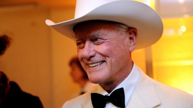 TV-slechterik J.R. na 20 jaar terug met soap Dallas