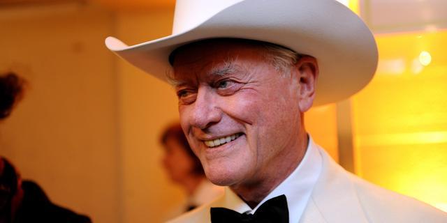 Dallas-ster Larry Hagman heeft kanker