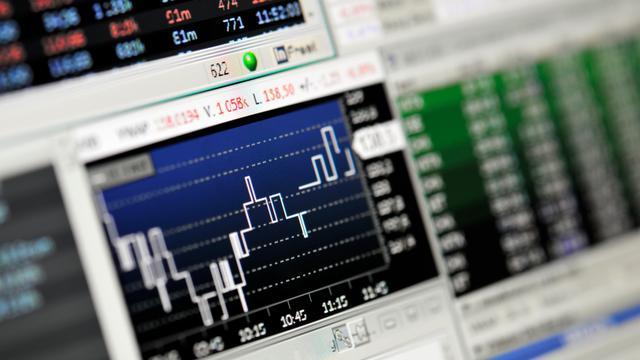 Negatieve rente op korte staatsleningen
