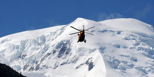 Lawine doodt tweelingbroers op Mont Blanc