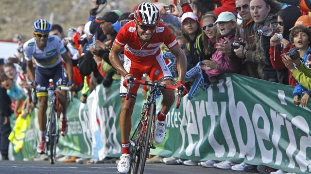 Rodriguez loopt wederom uit op Contador in Vuelta