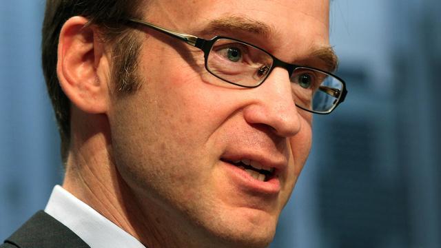 'Alleen president Bundesbank tegen opkopen'