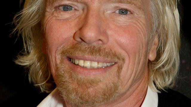 Richard Branson opa van tweeling