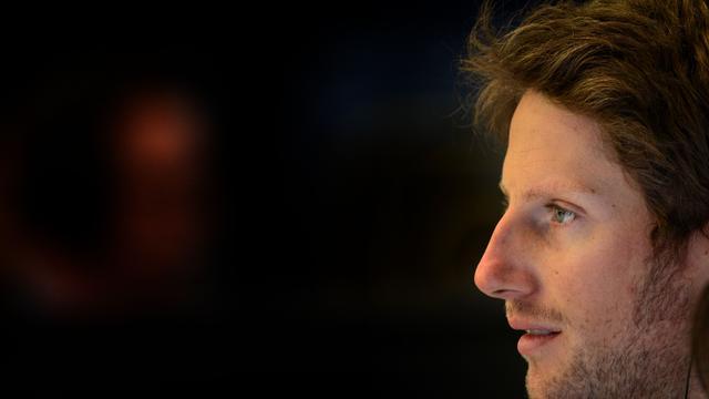 Geschorste Grosjean toont berouw voor crash