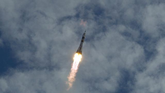 'Astronauten ISS voorlopig zuinig met stroom'