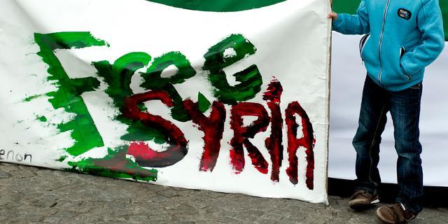 Veiligheidsraad buigt zich weer over Syrië