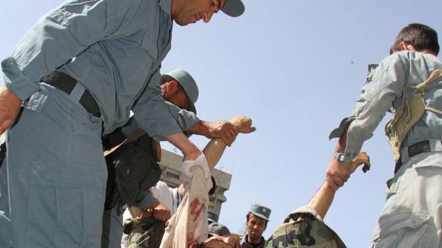 'Arrestaties na verijdelen aanslagen Kabul'