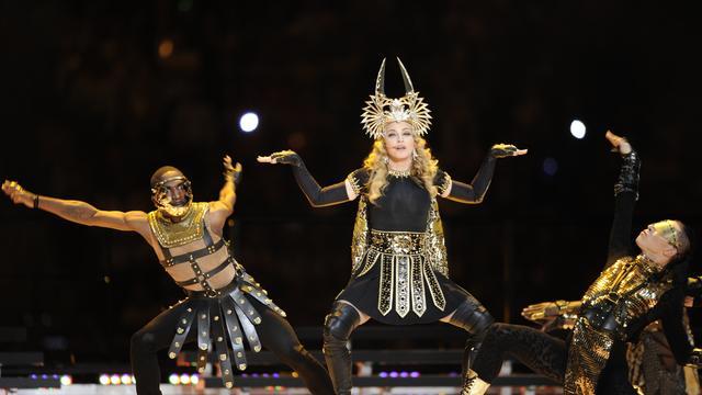 Madonna verdient meest met tour