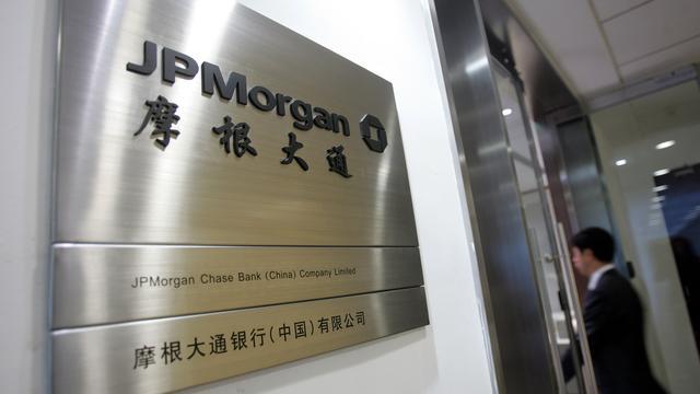 Topman JPMorgan heeft keelkanker