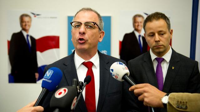Hernandez en Kortenoeven stappen uit PVV-fractie