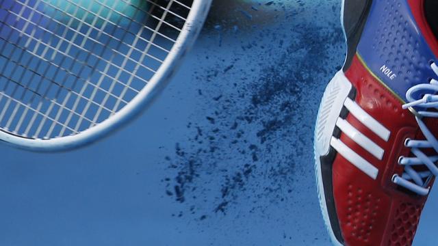 ATP verbiedt toernooien op blauw gravel