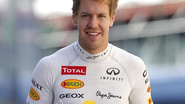 'Vettel blijft nog jaren bij Red Bull Racing'