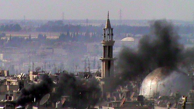 'Rebellen doden Syrische soldaten'