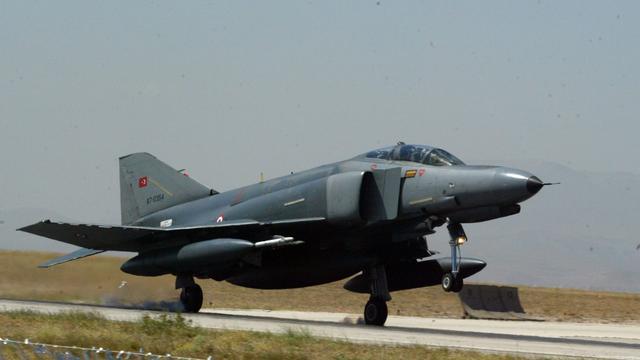'Turkse straaljagers vliegen in Grieks luchtruim'