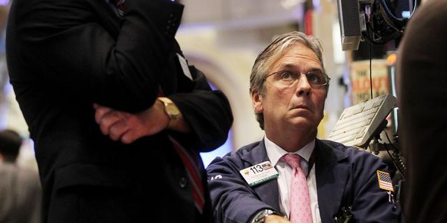 Banken trekken Wall Street omlaag