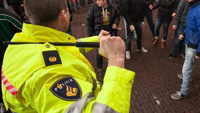 Politiebonden wil discussie over krachtiger politieoptreden