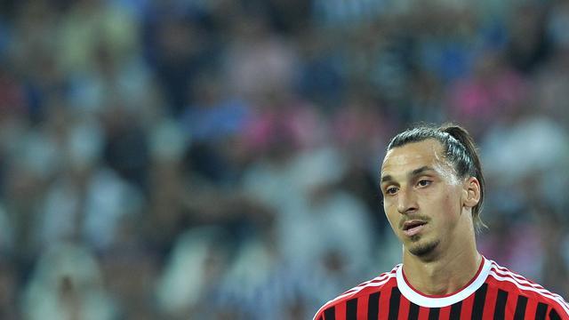 Ibrahimovic denkt al aan afscheid