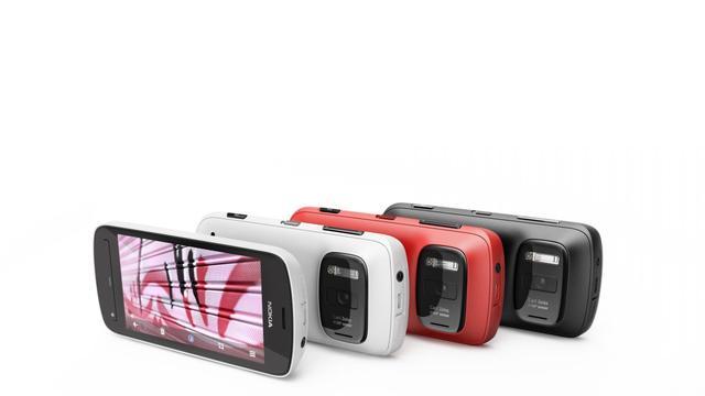 Nokia belooft 41-megapixelcamera in Windowstelefoons