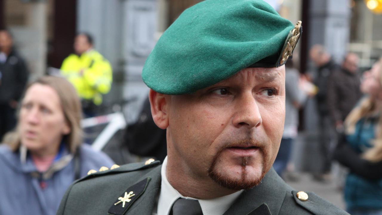 OM doet onderzoek naar gebruik geweld door Marco Kroon in 2007 in Afghanistan