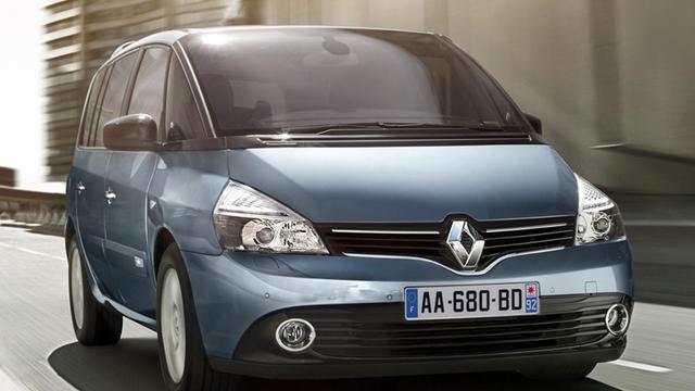 Renault gooit modellen over andere boeg