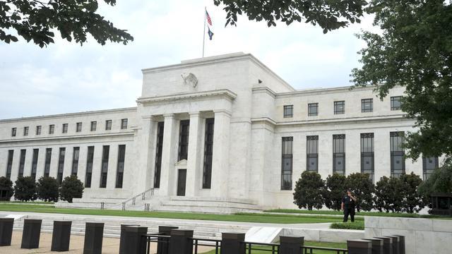 Amerikaanse steunbeleid Fed wordt stopgezet