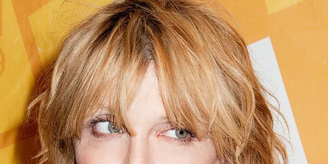 Courtney Love boos op Kermit de Kikker