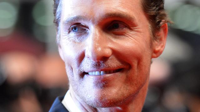 Matthew McConaughey al veel afgevallen voor rol