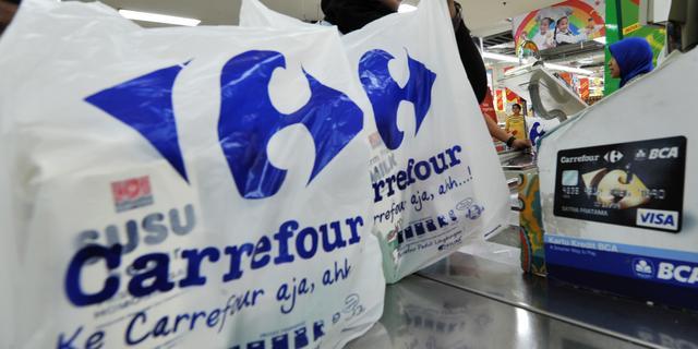 Carrefour heeft het zwaar in eigen land
